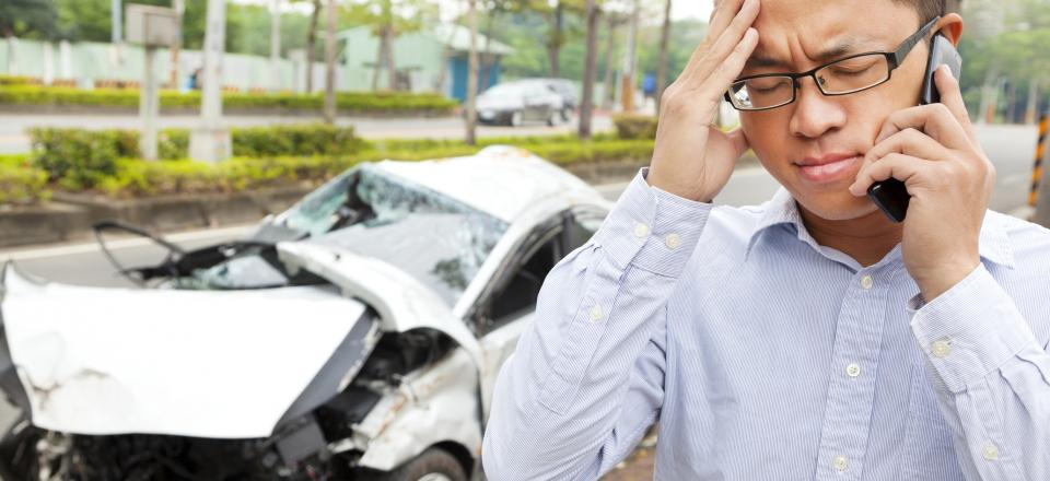 When you get in a wreck or breakdown, its important to have someone on call ready to help!